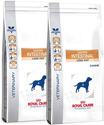 Royal Canin VET DIET Gastro Intestinal Low Fat (LF 22) 2x12kg