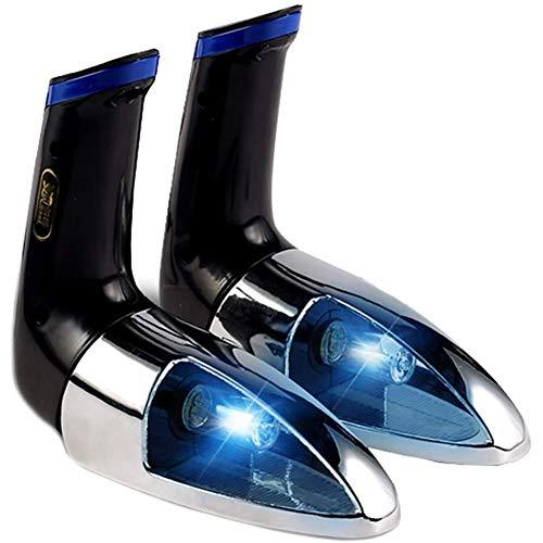 YUXINCAI Secador De Zapatos Eléctrico, Secador De Zapatos con Recarga USB Y Desodorizador Calcetines para Botas De Pie Calentador para Deshumidificar Y Secar Zapatos Desodorante De Olor
