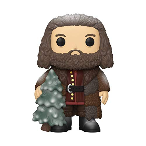 Funko POP! Harry Potter: Hagrid festivo
