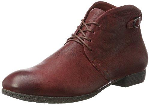 Think! Damen EBBS_181130 Desert Boots, Rot (Vino 36), 38 EU