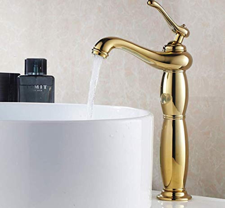Wasserhahn Waschbecken Gold Kupfer Waschbecken Wasserhahn Becken Waschbecken Wasserhahn über Becken Kunst Becken Hhe Heien Und Kalten Wasserhahn
