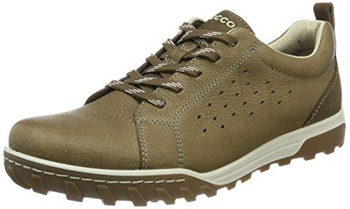 ECCO Herren URBAN Lifestyle Trekking- & Wanderhalbschuhe, Gold (Birch/Dark Clay), 44 EU