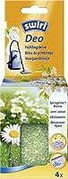 Swirl Stofzuiger deodorant kralen lentebries 4x (voor het inzuigen in de stofzuiger)