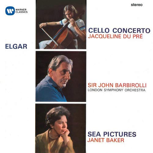 Elgar: Cello Concerto/Sea Pict