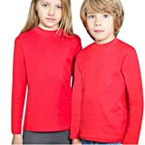 YSABEL MORA - Camiseta SEMICISNE Termal Niñas Color: Rojo Talla: 6
