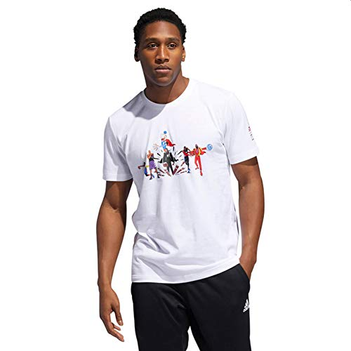 Adidas Marvel Heros Assemble T-shirt