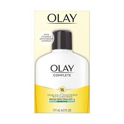 Olay Complete All Day Moisture Sensitive Skin Lotion SPF#15 175 ml (Lotionen)