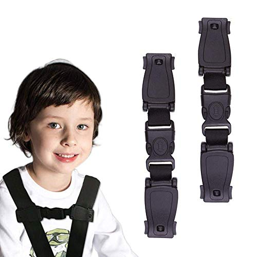 BABY TREND Kruiser Stroller 5 Point Buckle Harness Clip Strap Replacement Parts