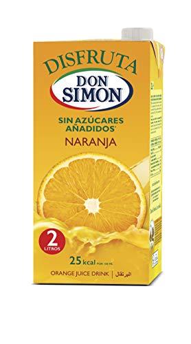 Don Simon Nectar de Frutas Naranja sin Azúcar, 2L