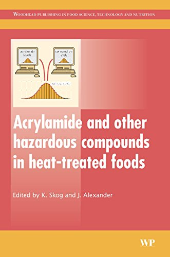 Acrylamide and Other Hazardous Compounds in Heat-Treated Foods (Woodhead Publishing Series in Food Science, Technology and Nutrition)