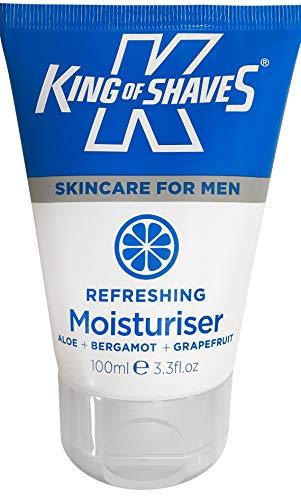 King of Shaves Refreshing Moisturiser