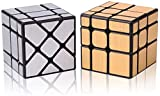 ►The Speed Mirror S and Windmirror Cube is an interesting twisted puzzle with many innovations . ►The inner speed cube mechanism and big hole design improve its performance, applies anti-pop feet inside the cube to eliminate the pop problem, has both...