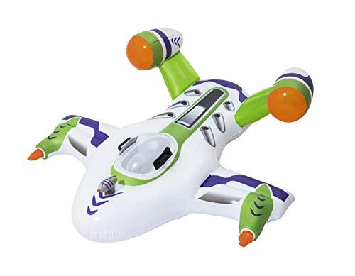 Luftmatratzen & Aufblasartikel Kindersitz Reiten Wasserspielzeug Kämpfer montiert erhöhte Sicherheit Aufblasbare Luftmatratze Pool Lounger Aufblasartikel Strandspielzeug für Erwachsene & Kinder