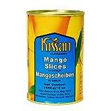 Kissan - Rebanadas de mango en jarabe (450 g)
