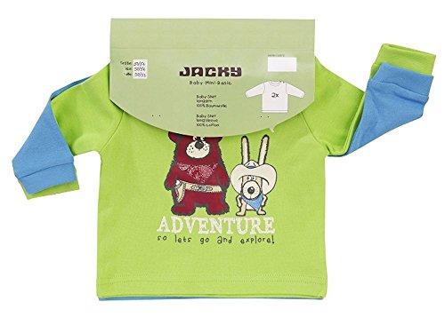 JACKY Baby - Sweat-Shirt - Bébé (garçon) 0 à 24 Mois Vert Vert S - Vert - S