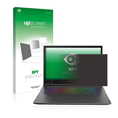 upscreen Blickschutzfilter kompatibel mit Lenovo Legion Y740 17