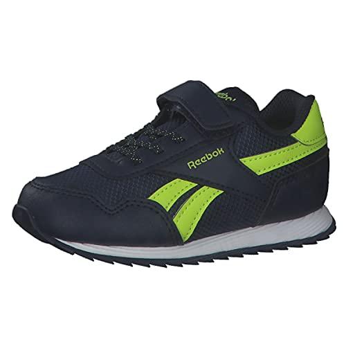 Reebok Royal CLJOG 3 1V, Zapatillas de Running, VECNAV/VECNAV/ACIYEL, 25.5 EU