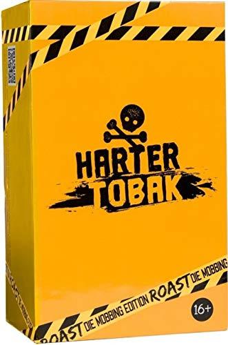 Harter Tobak Spiel (Die Mobbing Edition) - Das Brutal Lustige Kartenspiel Für Erwachsene – Deine Freunde Mobben Und Dafür Gefeiert Werden – Kein Gewöhnliches Brettspiel Oder Gesellschaftsspiel