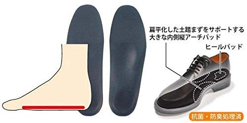 インソールプロ(靴用中敷き)扁平足対策メンズ・男性用L(26~27cm)