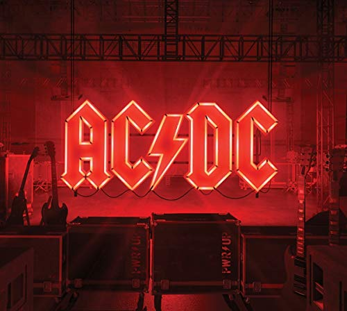 Power Up cd softpack AC/DC