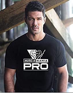 musclemania t shirt