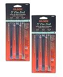 Olson Saw FR49501 Pin End Scroll Saw Blade (36 Pack)
