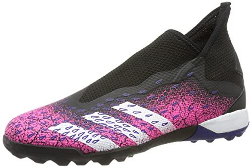 adidas Predator Freak .3 Ll Tf, Scarpe da Football Uomo, Nero (Negbás Ftwbla Rossho, 42 EU