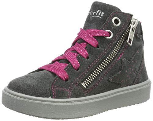Superfit Mädchen Heaven Gore-Tex Hohe Sneaker, Grau (Grau 20), 40 EU