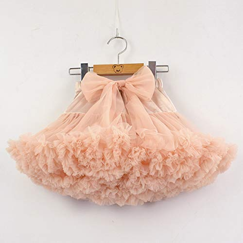 Mooie meisjesjurk, tutu-jurk, tutu-jurk, chiffon, bruiloftsfeestje, balletdrok