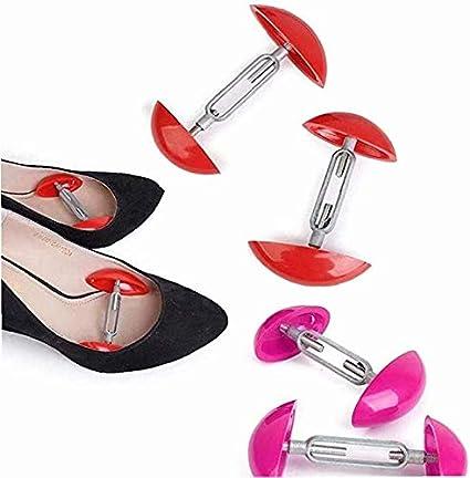 rose Rouge Doyeemei Lot de 2 mini /écarteurs r/églables pour homme et femme Rouge