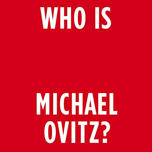 Who Is Michael Ovitz? audiobook cover art