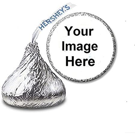 108 I LOVE SCIENCE SCHOOL EDUCATIONAL Favors Stickers Labels for Hershey Kiss