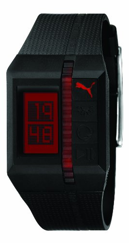 Puma Time Active Herrenuhr BEAT BLACK A.PU910511001