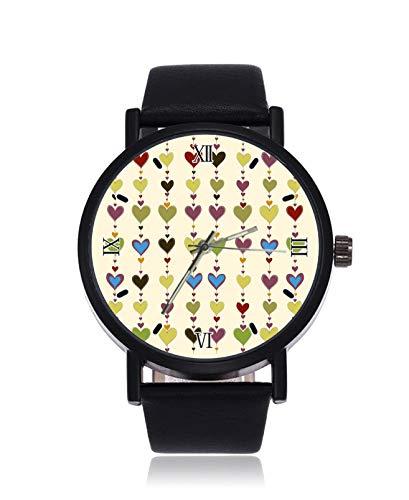 Vector Reloj de Pulsera analógico de Cuarzo con diseño de
