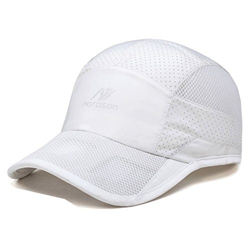 ITODA Unisex-Baseballkappe, schnelltrocknend, leicht, faltbar, Sonnenschutz, Alpin-Kappe, mit verstellbarer Schnalle, atmungsaktiv, weich