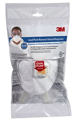3M 8233PC1-B Lead Paint Removal Respirator - Quantity 10