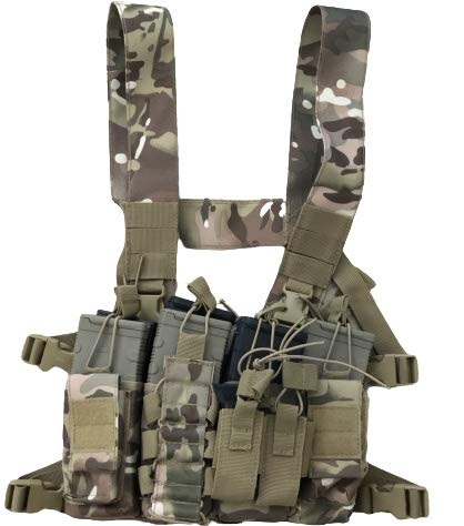 Airsoft Tactical Chest Rig Mag pouch...