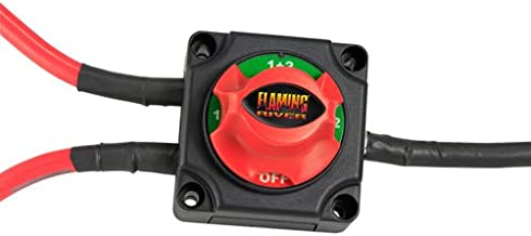 Flaming River FR1050 Dual Battery Disconnect Switch