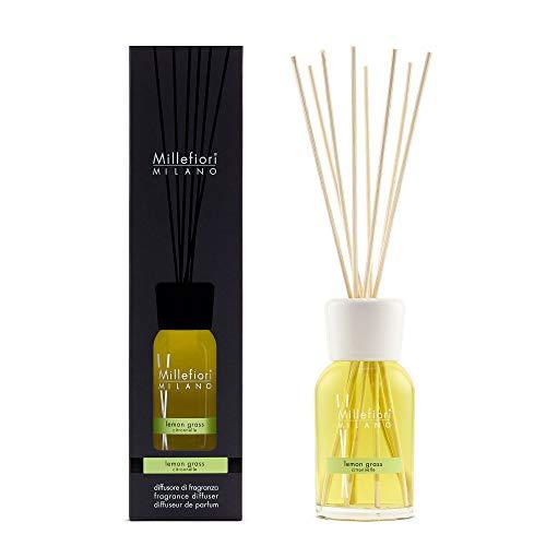 Millefiori Natural Diffusore di fragranza per ambienti 250ml fragranza Lemon Grass