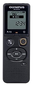 Olympus VN-541PC With PC Link 4GB Black Digital Voice Recorder  Renewed