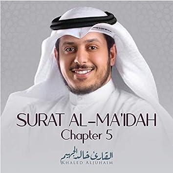 Surat Al-Ma'idah, Chapter 5