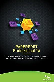 Kofax Paperport 14.0 Professional [PC Download]
