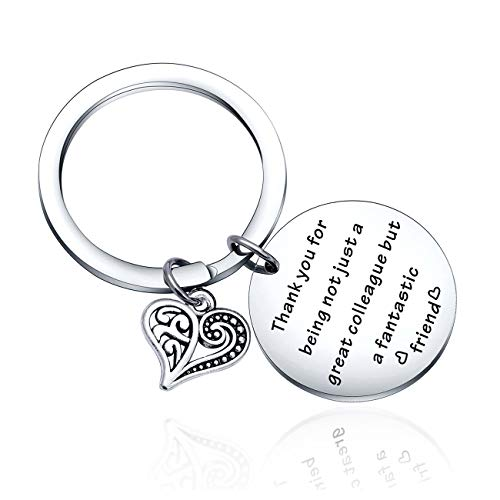 Business Partner Gift for Coworker Office Gift Colleague Christmas Gift Coworker Birthday Gift Coach Gift Mentor Gift Coworker Jewelry Colleague Thank You Gift Best Friend Jewelry Colleague Keychain