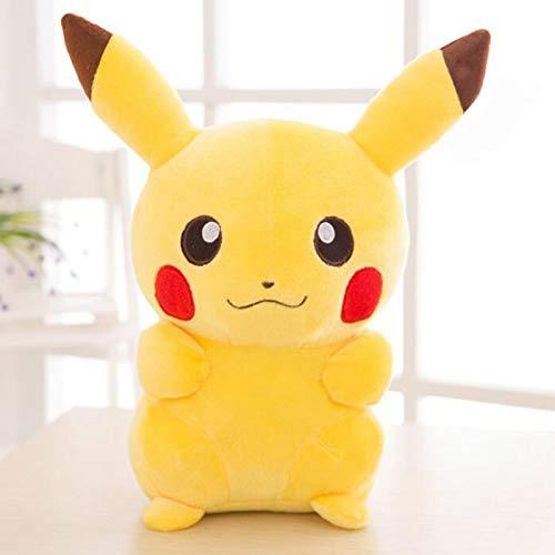 Juguete de Peluche Anime 20 Cm Pikachu Plush Toys Collection Pikachu Plush Doll Toys para Niños Juguetes