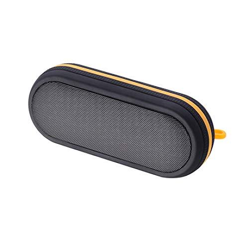 ERKEJI Altavoz Bluetooth Mini Tarjeta de Altavoz Bluetooth Impermeable de Siete Niveles Altavoz inalámbrico Bluetooth4.1 Tarjeta AUX/TF estéreo