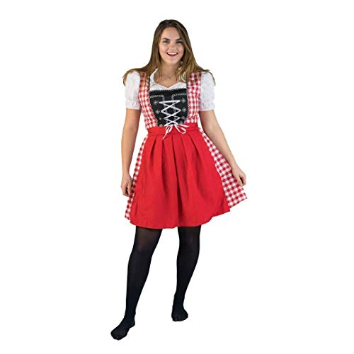 Bodysocks® Dames Oktoberfest Jurk (medium)