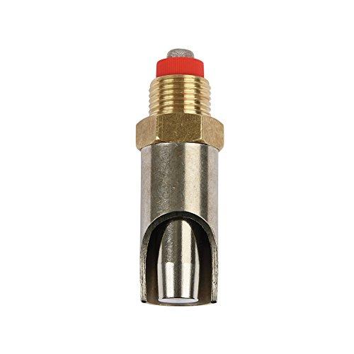 Sucette d'abreuvement / laiton-inox 79 mm/ 1/2\