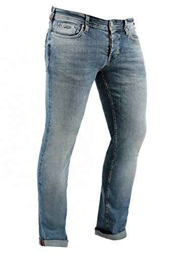 M.O.D Miracle of Denim Herren Jeans Thomas Comfort