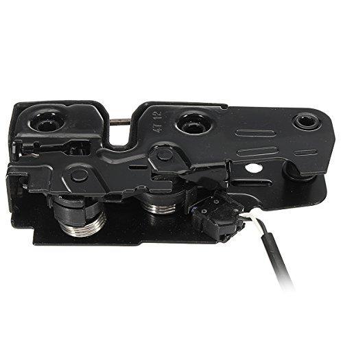 JenNiFer Auto Unter Hood Latch Lock Mit Sensor Für Audi A4 Allroad Quattro B8 S4 A5 S5 Q5 R8