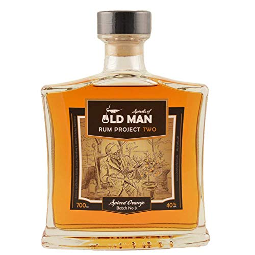 Rum Project Two (Spiced Orange) by Spirits of Old Man 0,7l 40{dc74fdd20cbdcc6068aeec7d8bb0e8e1e3aace4a1c605fbe5b9ed245c03d3ccd}